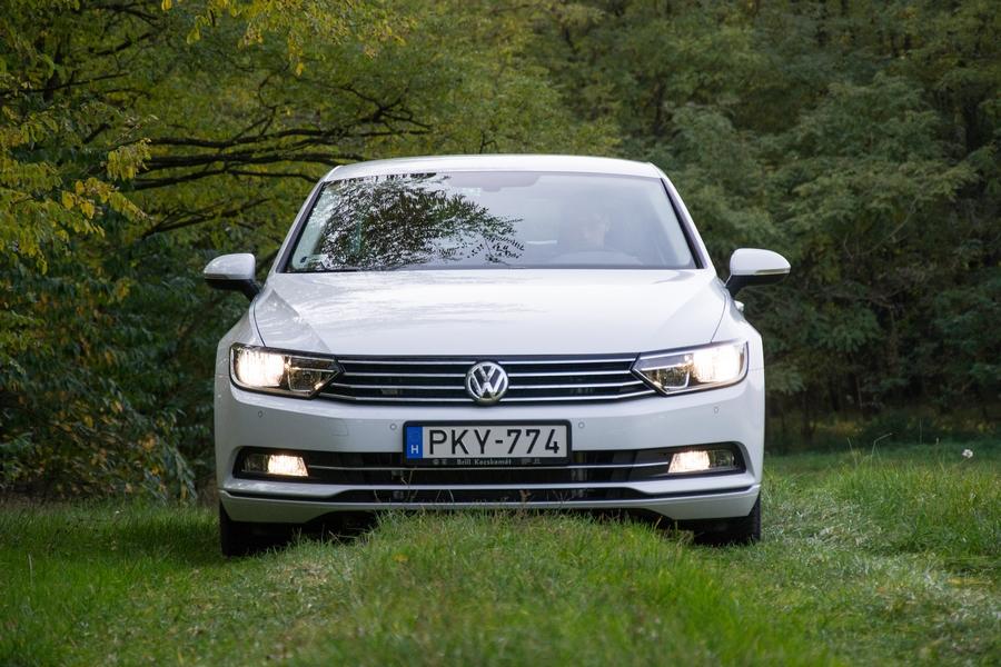 Photo of Volkswagen Passat B8 teszt – osztályelső