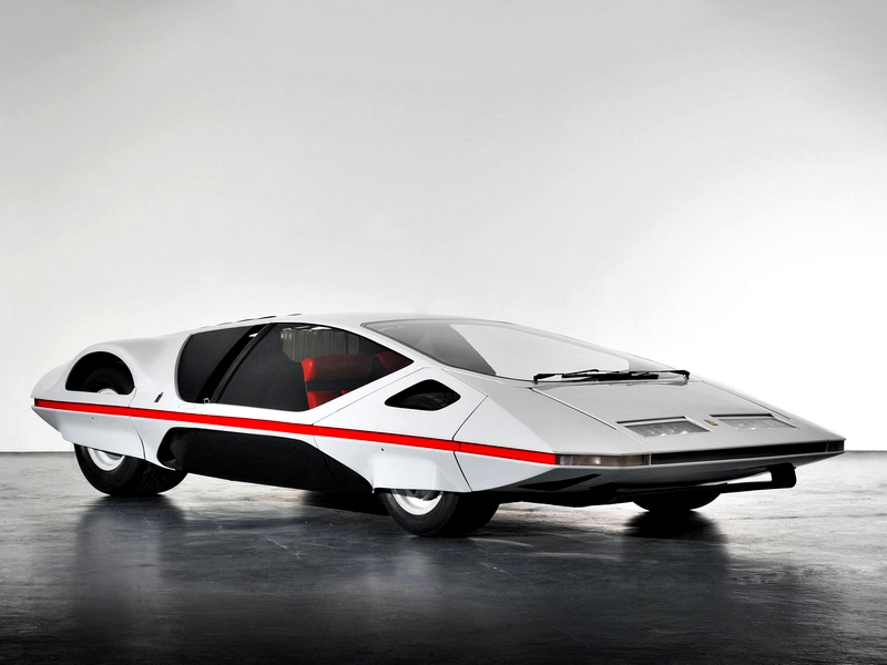 Photo of Ferrari 512S Modulo