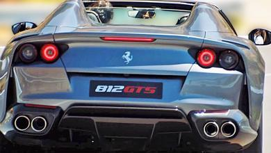 Photo of Ferrari 812 GTS – 800 lóerővel