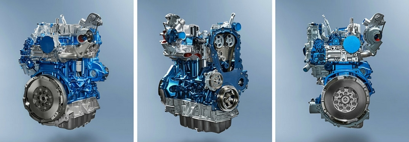 Photo of Ford 2,0 EcoBlue dízelmotor