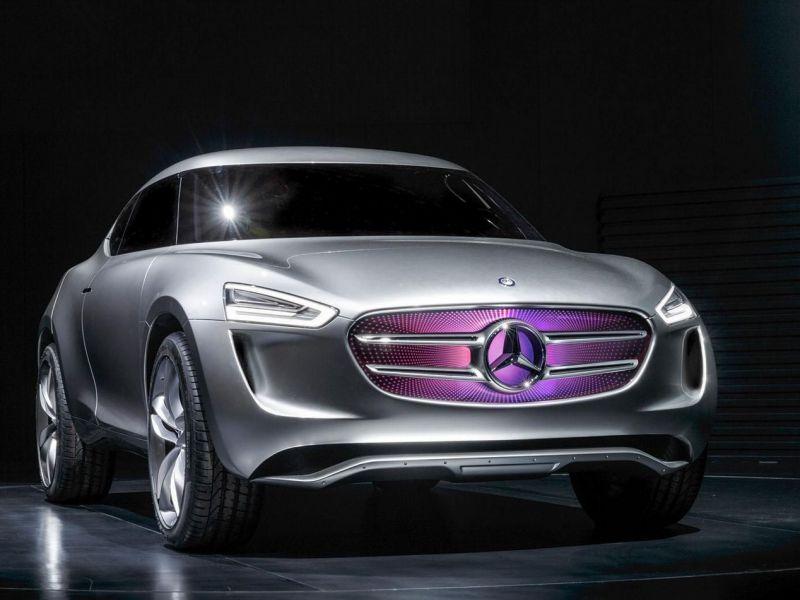 Photo of Mercedes G-Code – a jövő előfutára