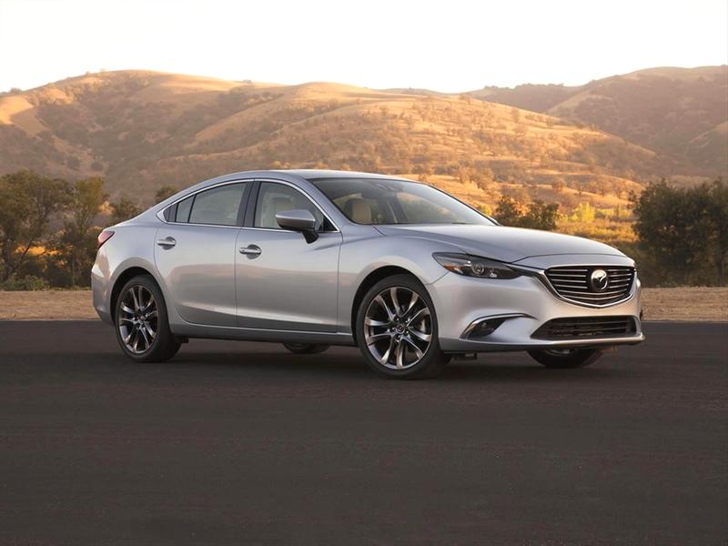 Photo of Mazda6 facelift – igazodás az arculathoz