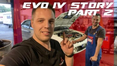 Photo of HENGERFEJES AZ EVO?!!/////MITSUBISHI LANCER EVO IV STORY PART2