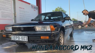 Photo of Honda Accord MK2 Bemutató