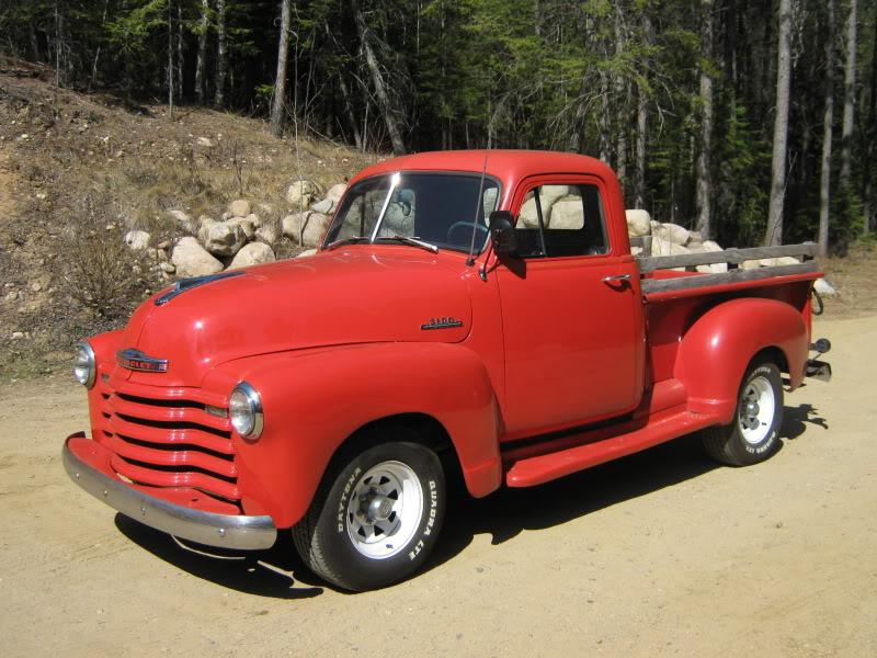 Photo of Chevrolet Pickup 1953