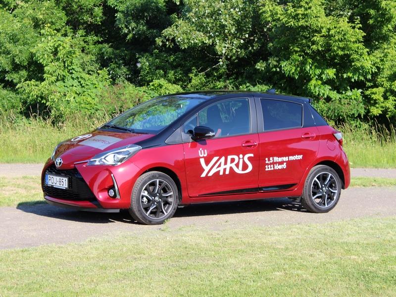 Photo of Toyota Yaris teszt – frissen a legjobb