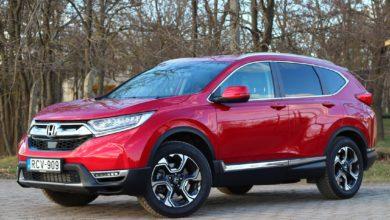 Photo of Honda CR-V 1.5 CVT AWD teszt – két üléssel több