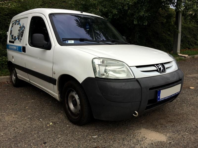 Photo of Peugeot Partner – társ a mindennapokban