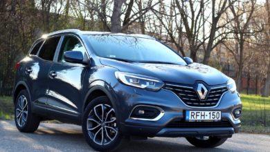 Photo of Renault Kadjar 1.3 TCe teszt – kíméletes beavatkozás