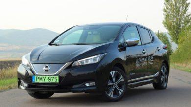 Photo of 900 kilométer egy Nissan LEAF-fel – útinapló a tapasztaltakról