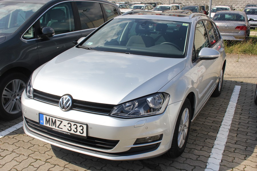 Photo of Golf 7 Variant 1.4 TSI