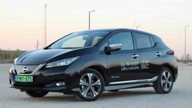 Photo of Nissan LEAF teszt – szélárnyékban suhanó