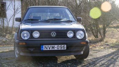 Photo of Volkswagen Golf II teszt – ezeréves sólyom