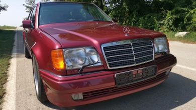 Photo of Mercedes-Benz W124 500 E menetpróba – erős egyéniség