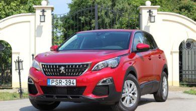Photo of Peugeot 3008 1.6 BlueHDi EAT6 teszt – sikerpályára állítva