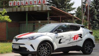 Photo of Toyota C-HR Hybrid Selection teszt – futurisztikus rizsfelfújt