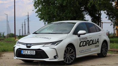 Photo of Toyota Corolla 1.6 VVT-i Comfort Style Tech teszt – ismerős újdonság