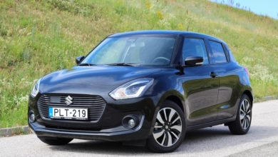 Photo of Suzuki Swift 1.2 CVT teszt – fokozatmentes fürgeség