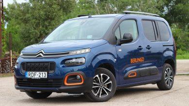 Photo of Citroën Berlingo 1.5 BlueHDi Shine XTR teszt – a társaság vidám tagja