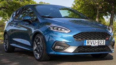 Photo of Mindennapi használatra alkalmas élményautó  – Ford Fiesta ST (2018) teszt