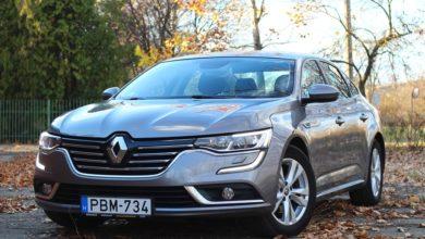 Photo of Renault Talisman 1.6 TCe teszt – látványos bálvány