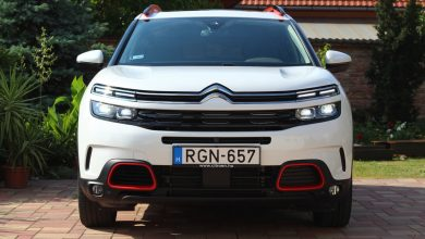 Photo of Citroën C5 Aircross PureTech 180 EAT8 Shine teszt – a hacienda dísze