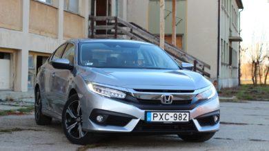 Photo of Honda Civic 1.6 i-DTEC teszt – japán logika