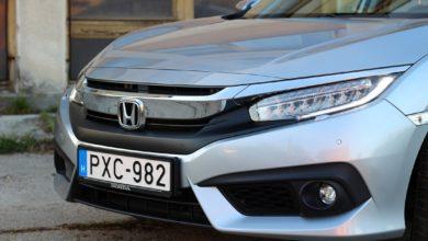 Honda Civic 1.6 i-DTEC teszt – japán logika