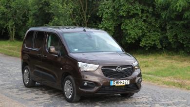 Opel Combo Life 1.2 T teszt – a harmadik kihívó