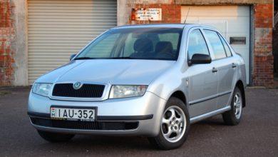 Photo of Škoda Fabia Sedan 1.4 MPi teszt – venni, menni, tankolni