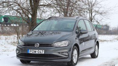 Photo of Volkswagen Golf Sportsvan teszt – apa kocsit hajt