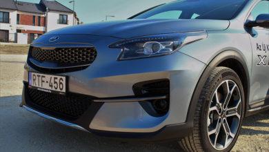 Photo of Kia XCeed 1.4 T-GDi Launch Edition teszt – Városi elegancia: biztosan utána fordulnak az utcán!