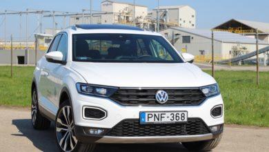 Photo of Volkswagen T-Roc 2.0 TSI teszt – erős mehet?