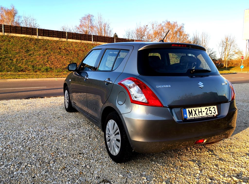 Suzuki Swift 1,2 GL AC CD