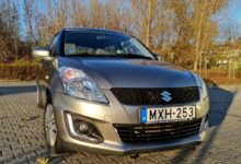 Photo of Suzuki Swift 1,2 GL AC CD teszt – fürge városlakó