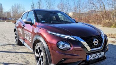 Photo of Nissan Juke 1.0 DIG-T DCT Tekna teszt – a vagány crossover