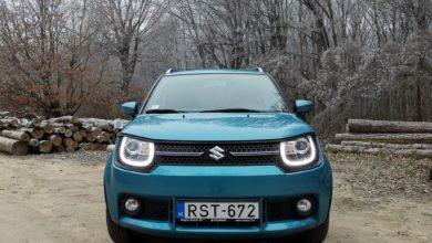 Photo of Suzuki Ignis GL+ Hybrid teszt – A törpe óriás