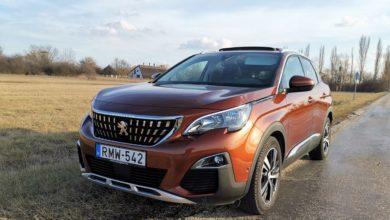 Photo of Peugeot 3008 1.5 BlueHDi teszt – a kényelmes mindenes