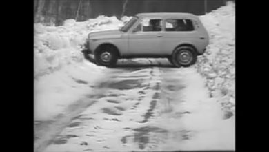 Photo of Lada Niva 4×4 1977 – Promo film