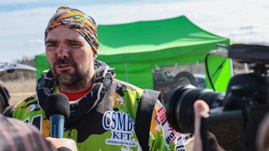 Photo of Laller ismét a Spíler TV motoros műsorában vendégeskedett