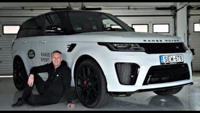 Photo of A LEGGYORSABB Land Rover – Range Rover Sport SVR teszt