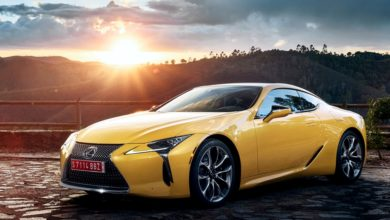 Photo of Lexus LC Yellow Edition – limitált szériás fenevad