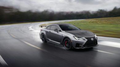 Photo of Lexus RC F Track Edition – pályára szabva