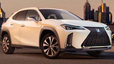Photo of Sorozatgyártásra kész a Lexus UX