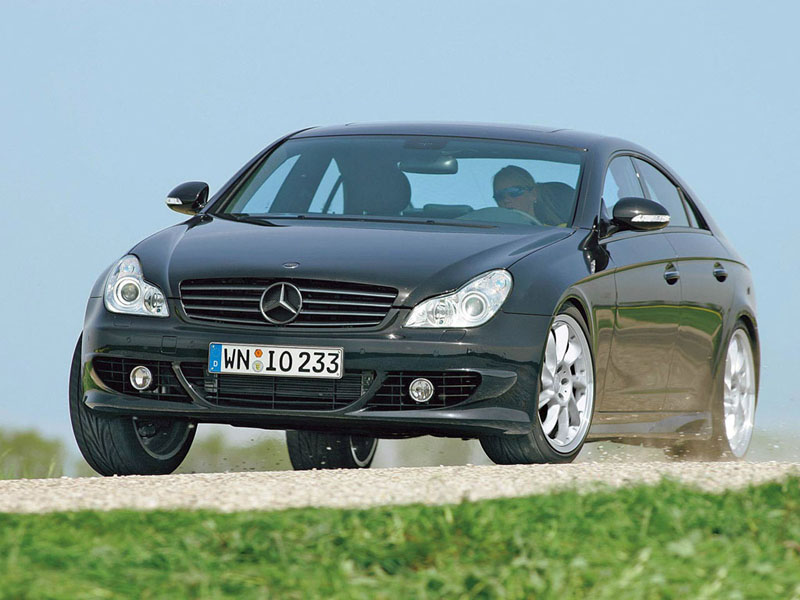 Photo of Mercedes CLS Lorinser