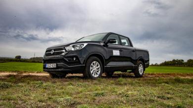 Photo of A modern gazda igáslova – Ssangyong Musso Grand Plus 4WD 2.2 e-XDI teszt