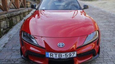 Photo of Öltönyös drift autó hétvégére – Toyota GRSupra teszt