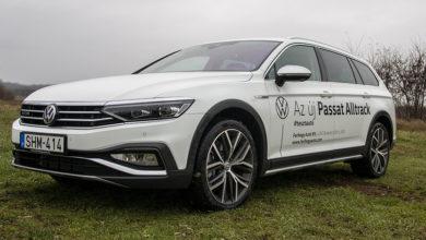 Photo of Crossover helyett menő kombit – Volkswagen Passat Alltrack 2.0 TDI DSG 4motion teszt