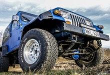 Photo of Frankenstein szörnye – Jeep Wrangler 5,2 liter V8 bemutató