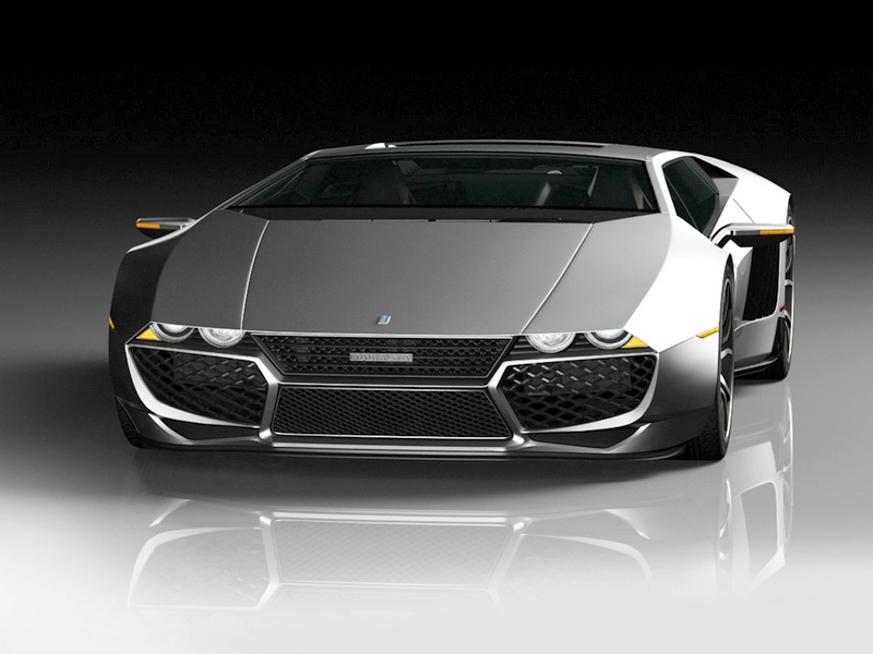 Photo of De Tomaso Mangusta Legacy koncepció